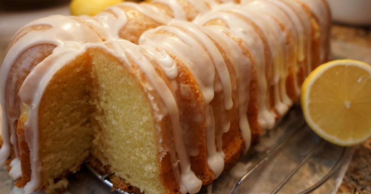 Buttery Pound Cake Recipe Land O Lakes