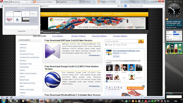 Free Download Opera 12.12 Final Terbaru 2013