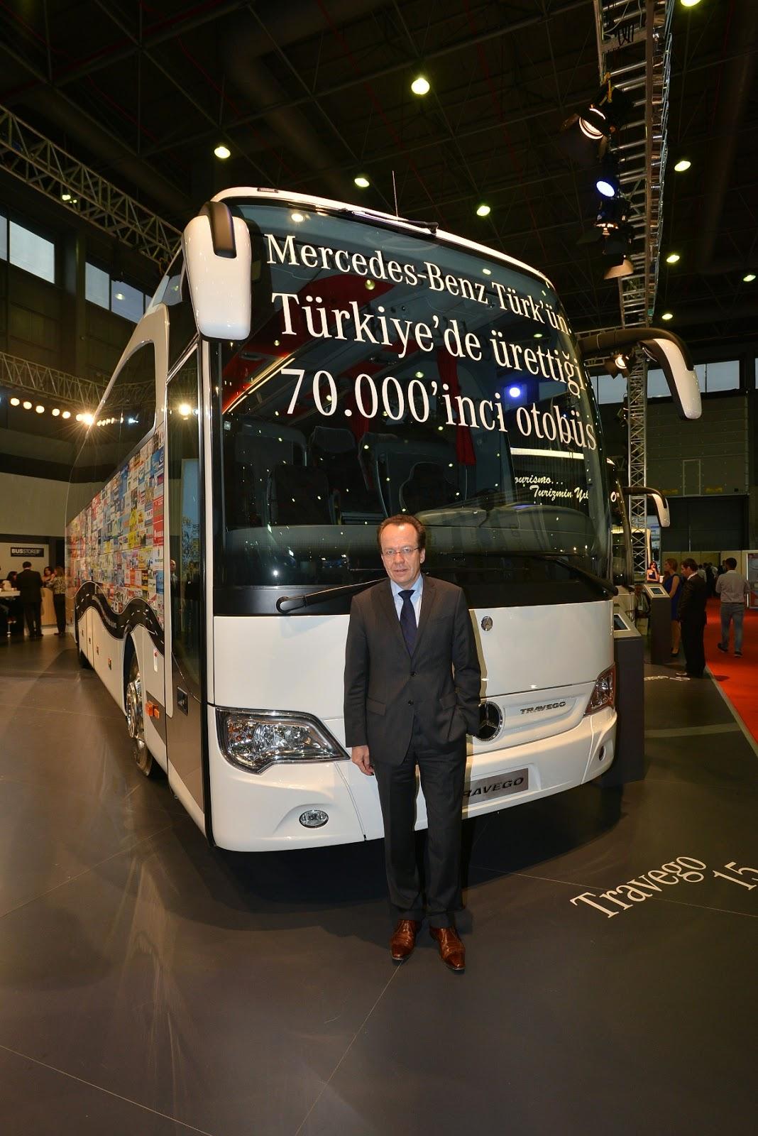 B ltenler mercedes benz t rk otob s ve yeni for Mercedes benz turkey