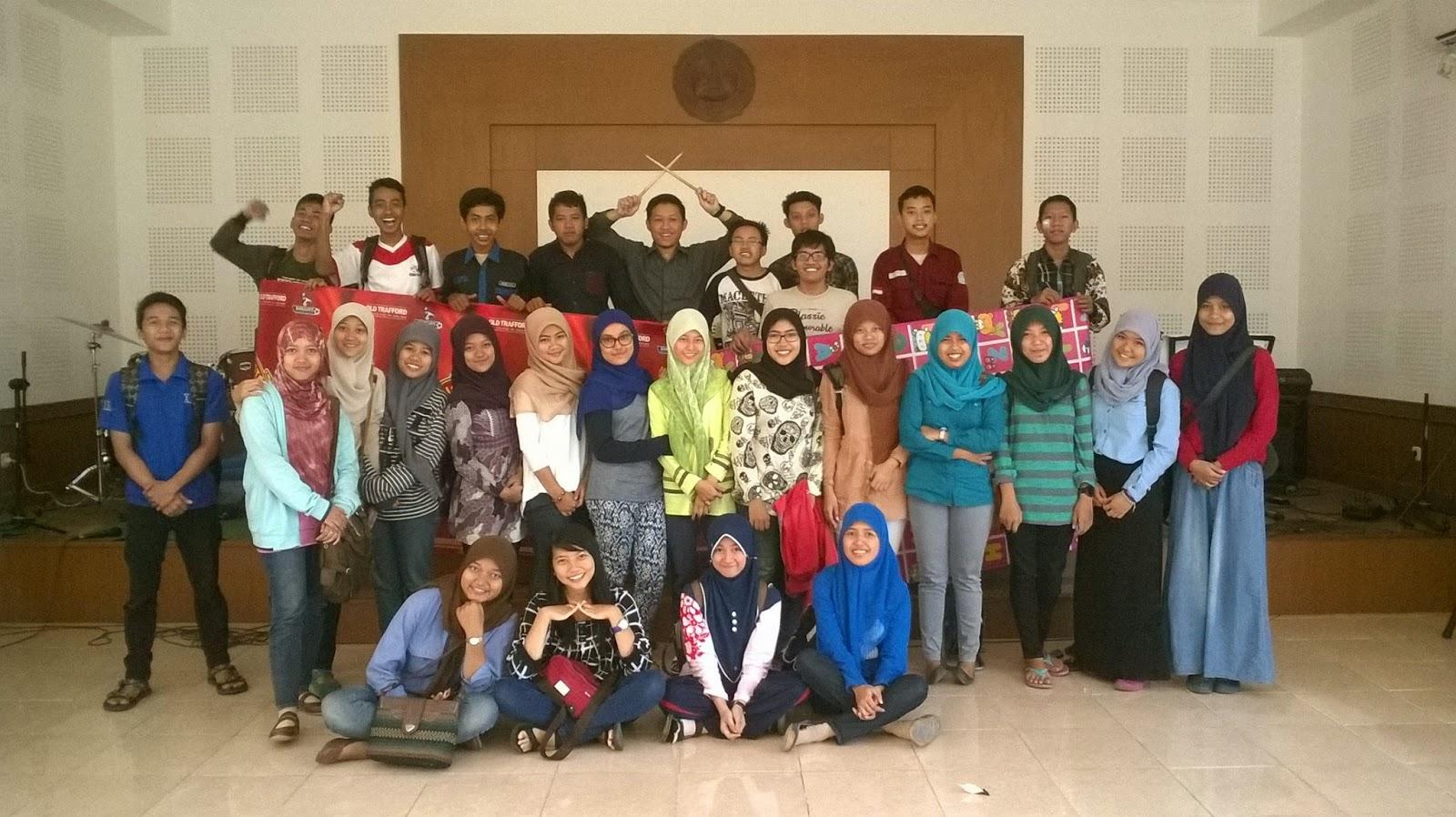 Syawalan HMPG 2014