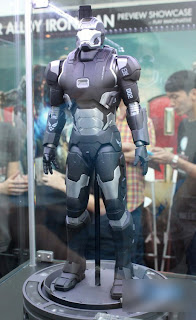 Play Imaginative Super Alloy 1/4 Scale Figure - Iron Man 3 - War Machine