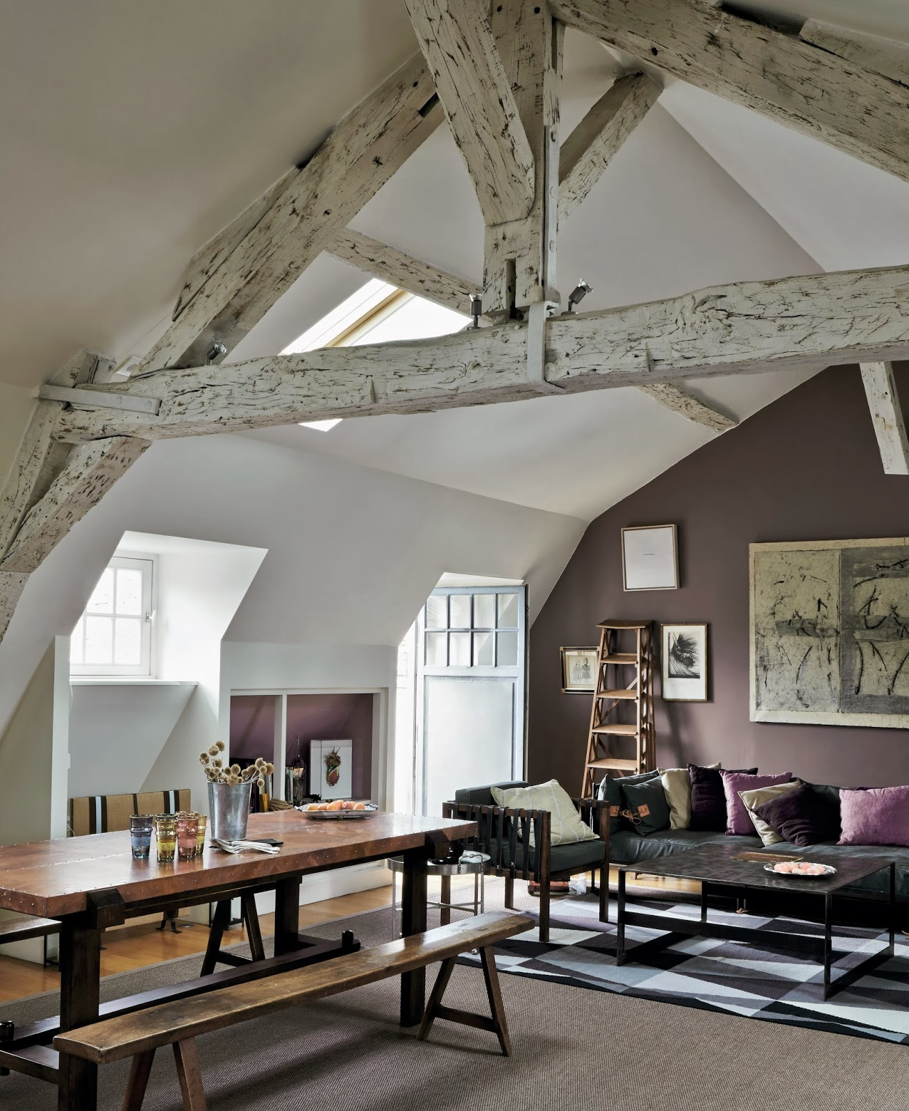 Modern Country Style: Book Review: Farrow and Ball Decorating With ...