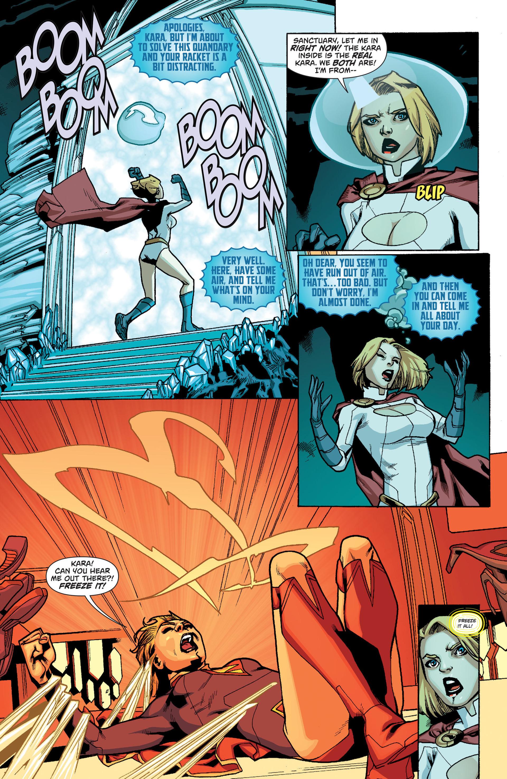 Supergirl (2011) Issue #20 #22 - English 12