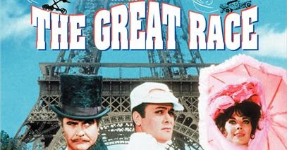Image result for the great race poster