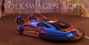 Shape Of Things To Come: Volkswagen Aqua Hovercraft 2020