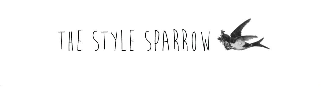 * The Style Sparrow - UK Fashion Blog
