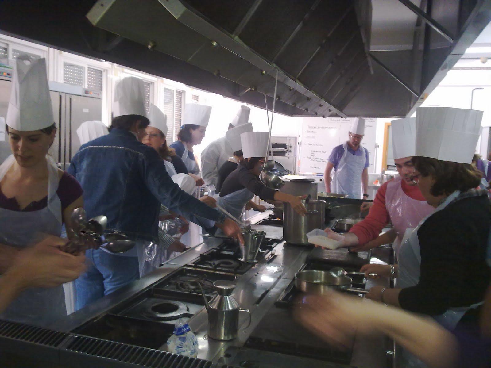 Cocina pluriling ismo e interculturalidad final de curso - Curso de cocina francesa ...