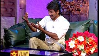 Koffee with DD – Sivakarthikeyan  Vijay Tv Promo 01st March 2015