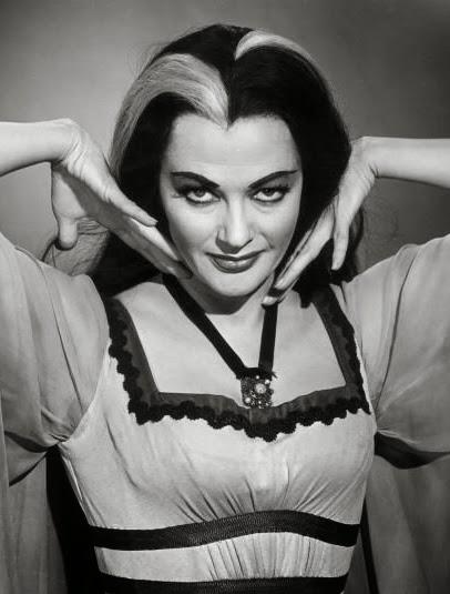 LiLy Munster-Yvonne De Carlo