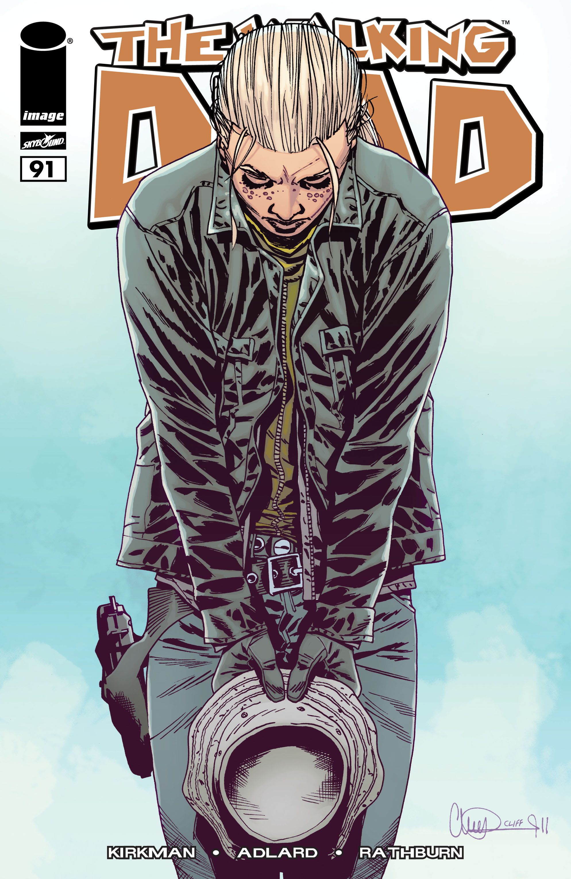 The Walking Dead Issue #91 Page 1
