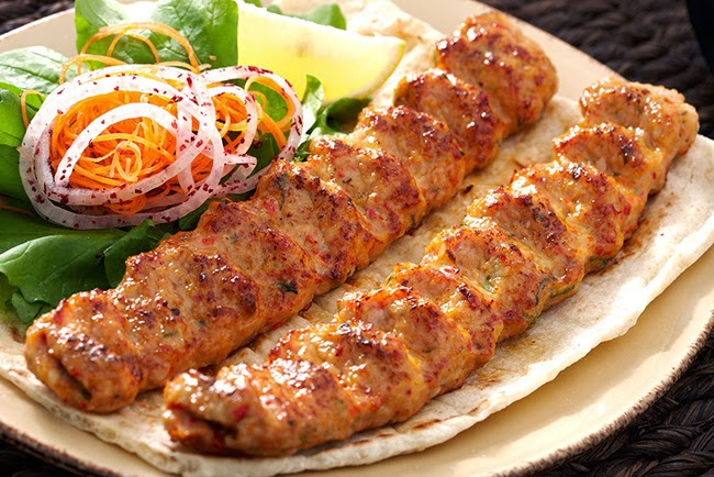 Indian chicken kebab recipe restaurant in south delhi kebabs are a nice and light indian appetizer they are very popular in all over india learn how to make delicious kebabs at home with or without oven forumfinder Image collections