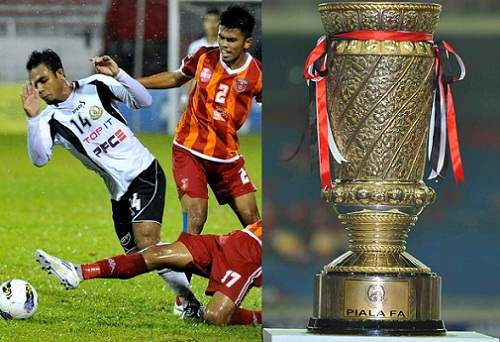 Home » Sukan » Keputusan Terkini Piala FA Malaysia 26 Februari 2013