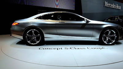Futuristic Mercedes-Benz concept car will showcase autonomous vehicle technology and is expected to feature a hydrogen fuel cell electric powertrain