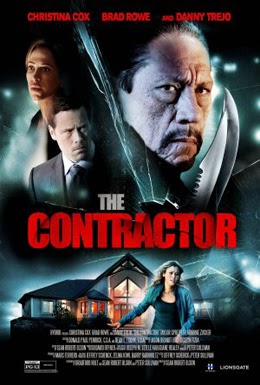 The Contractor 2013 poster