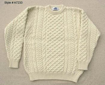 Free Aran Knitting Pattern : Knitting Patterns Free: aran knitting