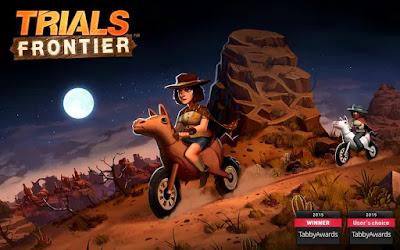 Trials Frontier MOD APK