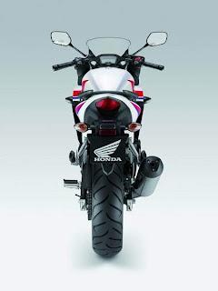Honda CBR 500 - 2013