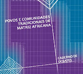 POVOS E COMUNIDADES TRADICIONAIS DE MATRIZ AFRICANA