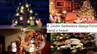 Obrigada querida Jovem sonhadora, desejo-te igualmente um feliz Natal e um optimo mês de Dezembro ♥