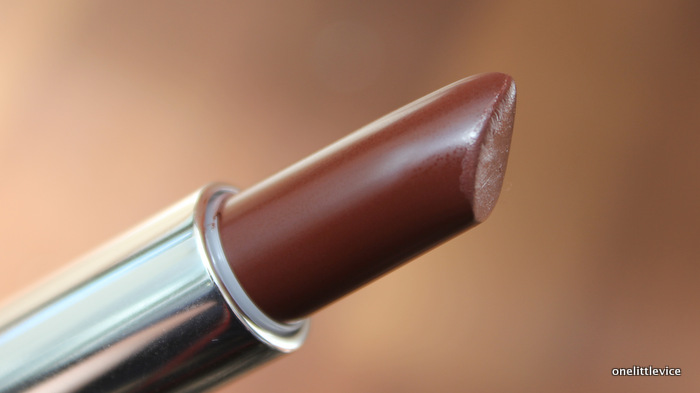one little vice beauty blog: and other stories lipstick review