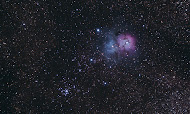 Messier 20 - 21