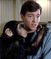 Projeto Secreto Macacos - Matthew Broderick