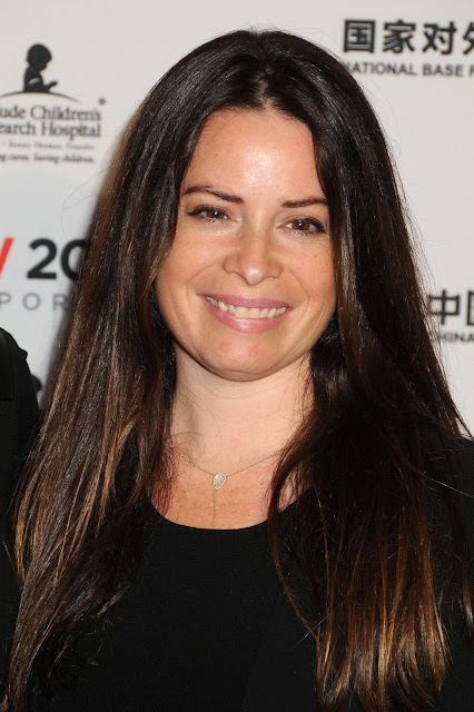 Actress, @ Holly Marie Combs - LA Art Show and Los Angeles Fine Art Show's Opening Night Premiere Party in LA
