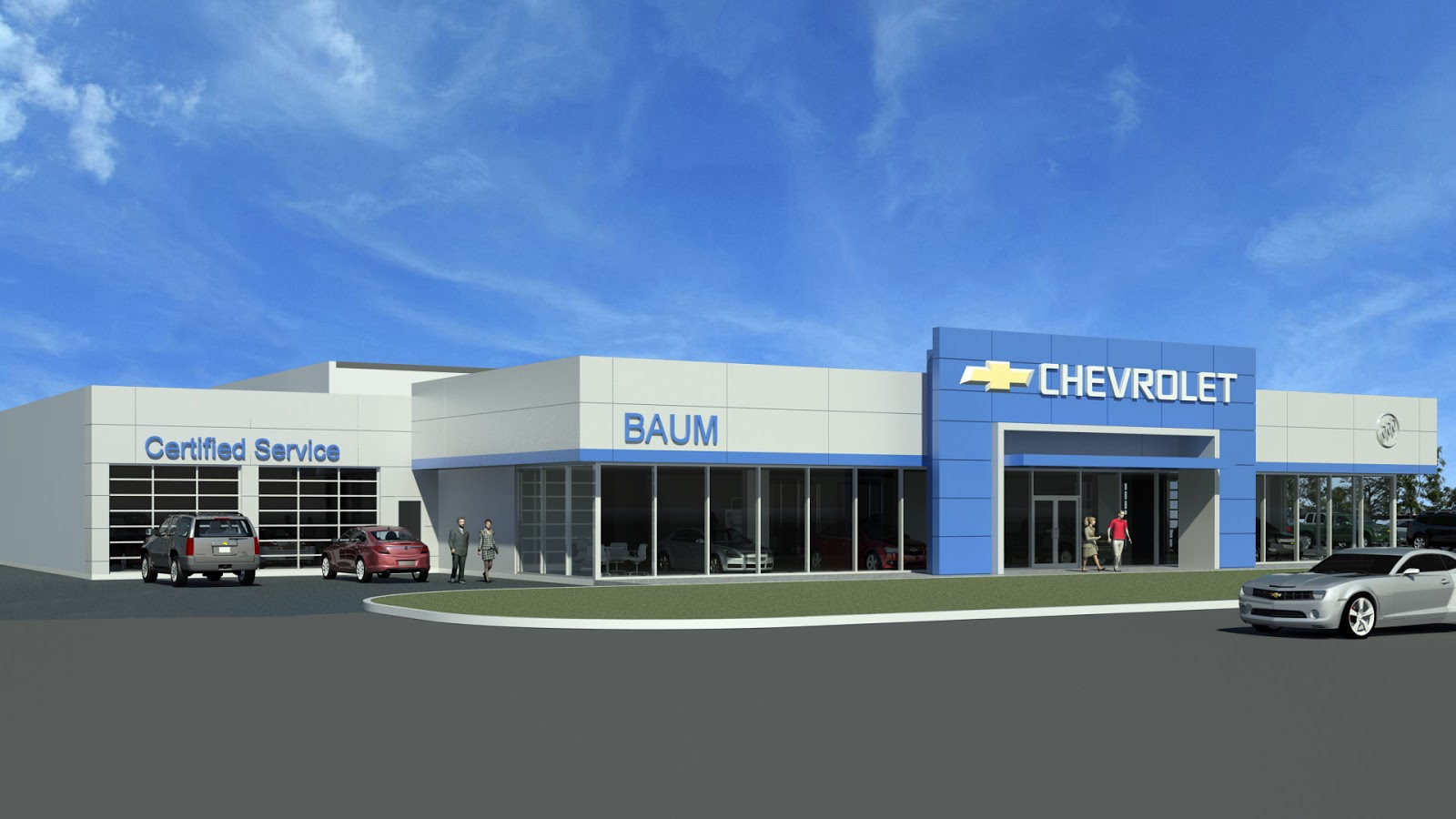 Baum Chevrolet Buick A Year In Review - Baum chevrolet clinton il car show
