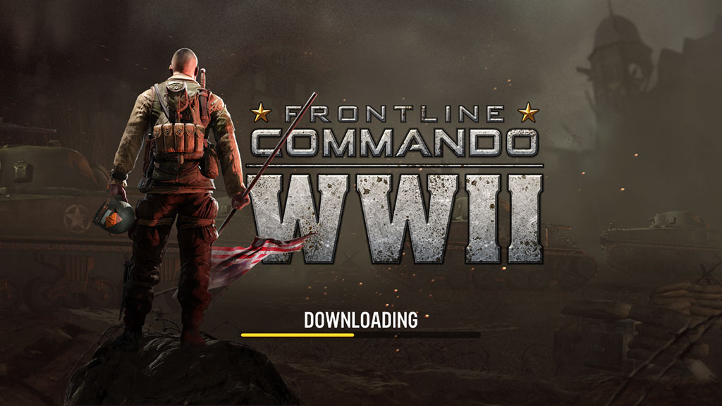 Android Mod Frontline Commando Ww2 V1 1 0 Mod Apk Obb