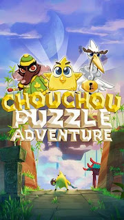 Screenshots of the Chouchou: Puzzle adventure for Android tablet, phone.