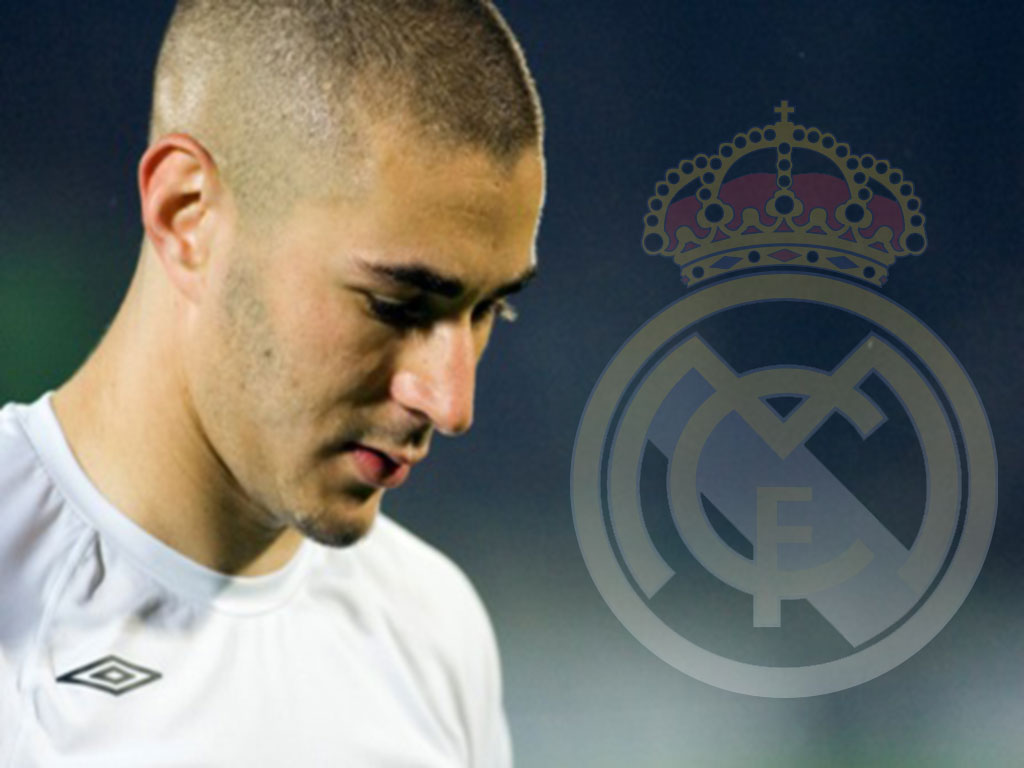 Karim Benzema Real Madrid Wallpaper 2012 04