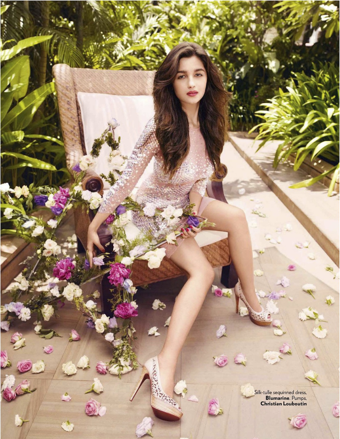 This time teen of the year Alia Bhatt on vogue magazine