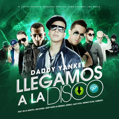 Daddy Yankee Ft De La Ghetto, Kendo Kaponi, Arcangel, Baby Rasta Y