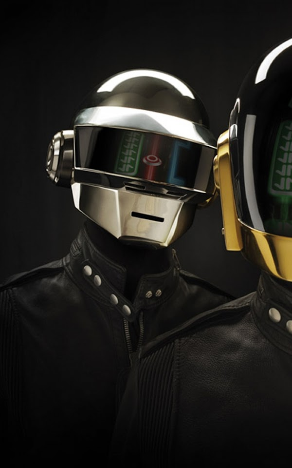 Daft Punk DJ  Galaxy Note HD Wallpaper