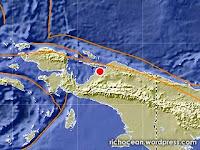 Gempa Mengguncang Lagi Papua