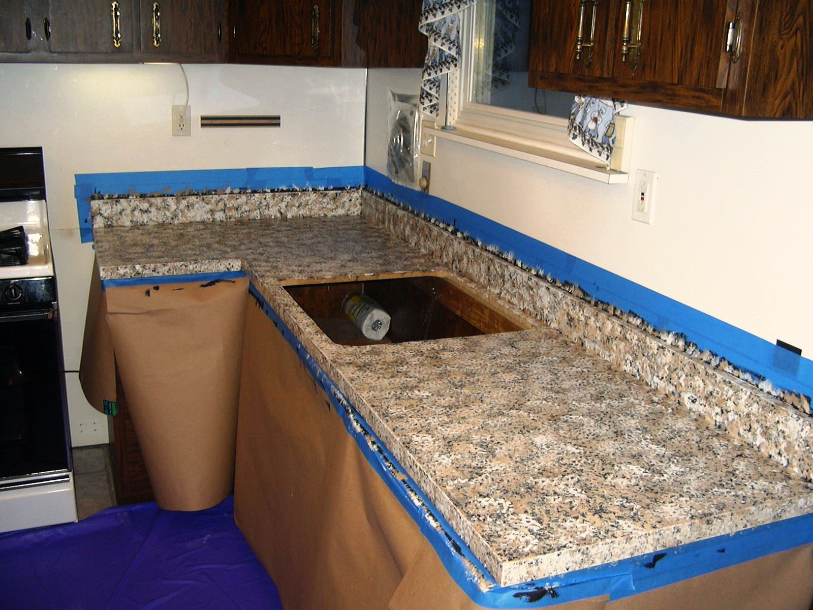 Countertop Paint Kit Lowes : ... Blog Comments (0) Email this Tags : Granite countertop paint lowes