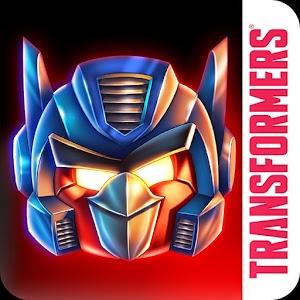 Angry Birds Transformers v1.1.31 (Dinero Infinito/ Jenga Debloqueado)