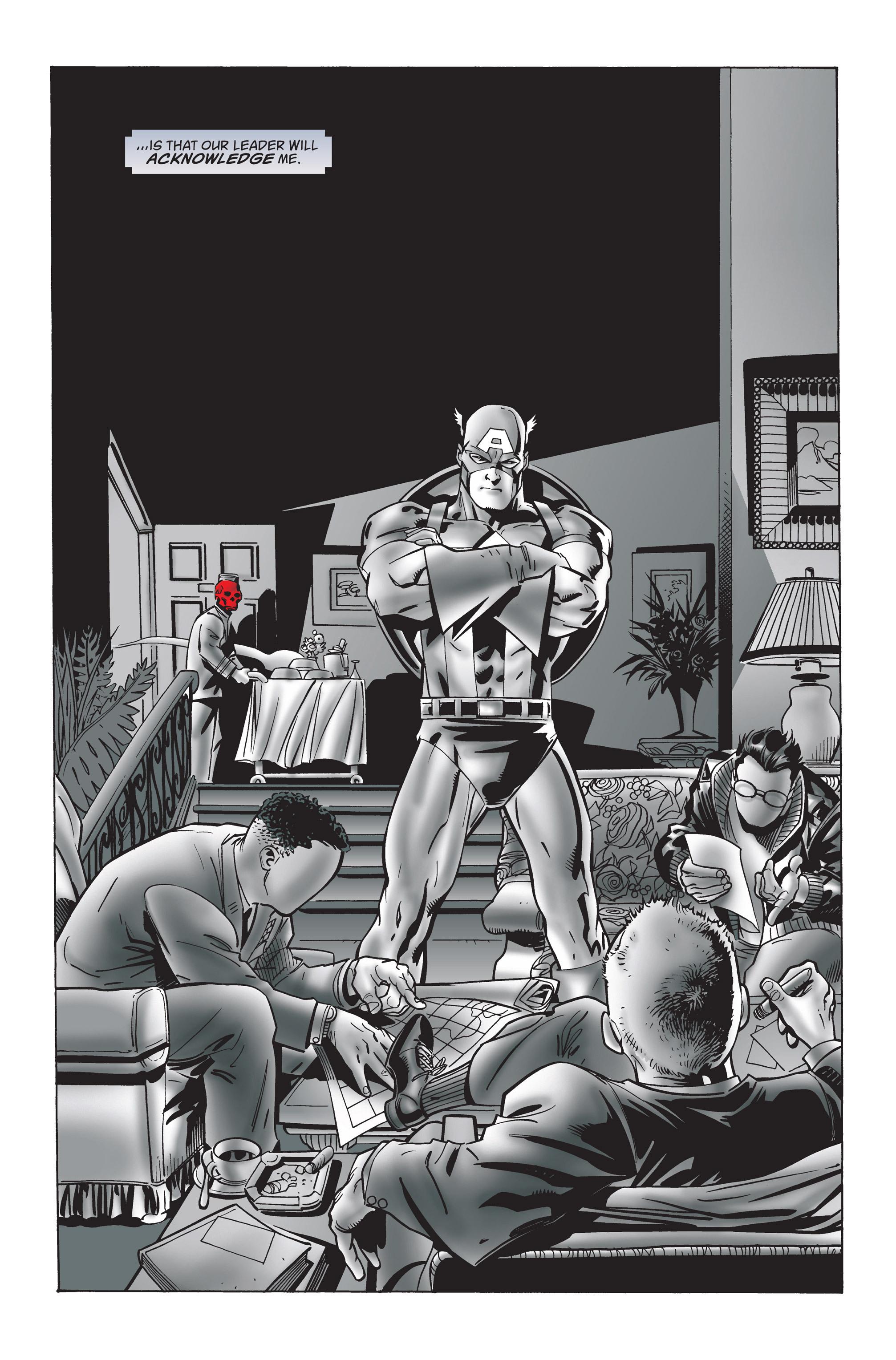 Captain America (1998) Issue #14 #20 - English 19