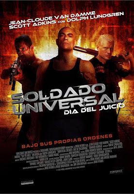 Soldado universal 4 poster