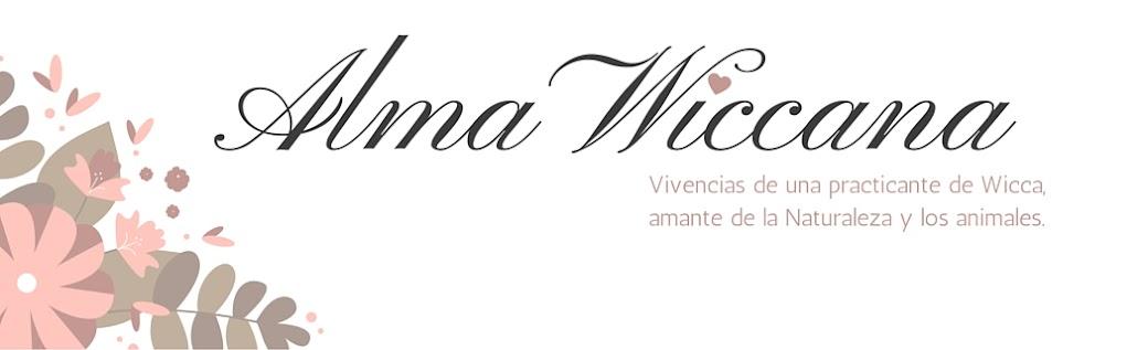Alma wiccana