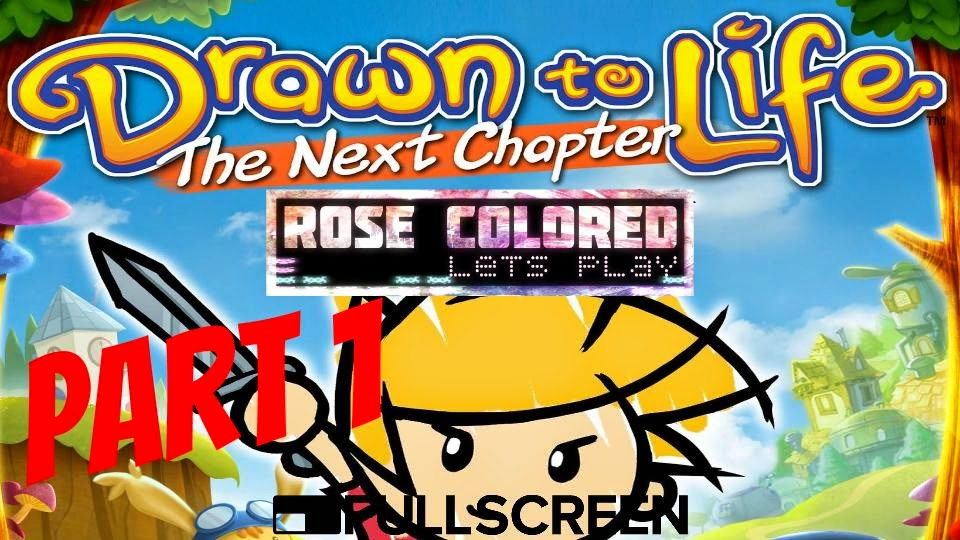 Drawn to Life: The Next Chapter is the sequel to the Nintendo DS game, Drawn to Life