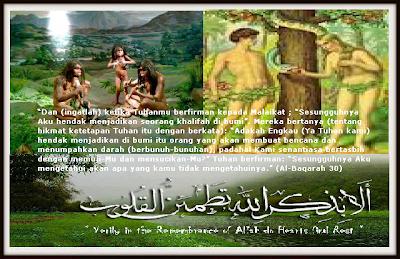 Duluan Mana Nabi Adam atau Manusia Purba