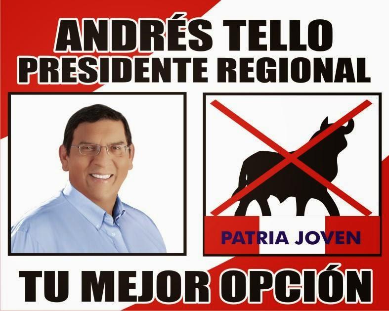 ANDRÉS TELLO PRESIDENTE