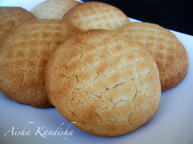 Galletas campurrianas