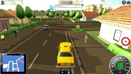 Download Taxi 2014 (Simulation Games) for PC