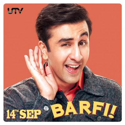 Ranbir Kapoor looks super cute in Ala barfi