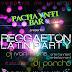 REGGAETON LATIN PARTY - ESPECIAL DE FERIADO 30/04/12