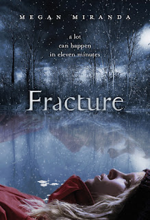book cover of Fracture by Megan Miranda