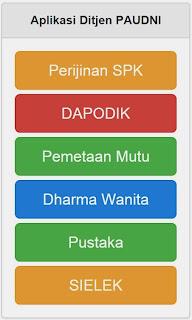 Daftar Nama SPK PAUD yang Memperoleh Izin Direktorat Jenderal PAUDNI