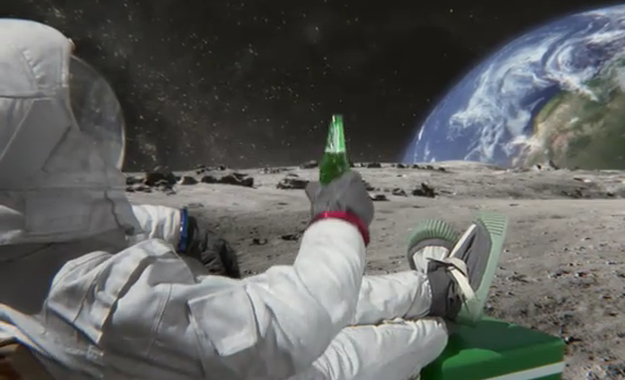 astronaut drinking miller lite beer - photo #7